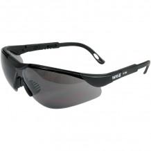 Aizsargbrilles, vaļējas, tonēti stikli, UV aizsardzība YATO
