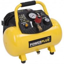 Компрессор без масла 1100W, 12L, 1.5HP, Powerplus X