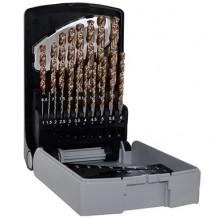 Urbju komplekts metālam Furius 1 - 10mm (19gab.) Tivoly