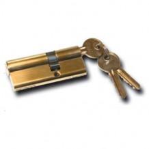 Ukse lukusüdamik 35x55mm (3 võtit)