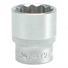 "Padrun 12-kant, 27 mm, 1/2 "", CrV YATO"