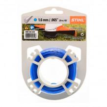 Aukla trimmerim Ø 1.6mm (20m), apaļa, zila STIHL