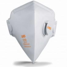 Respirators silv-Air classic 3210 FFP2, balts (3gab.) Uvex