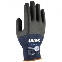 Töökindad Phynomic Pro, sinised, suurus 9 Uvex