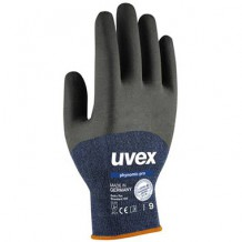 Töökindad Phynomic Pro, sinised, suurus 11 Uvex