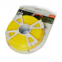 Aukla trimmerim Ø 3.0mm (55m), apaļa, oranža STIHL
