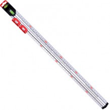 Lineāls 80cm ar 2 līmeņa noteicējiem Kapro