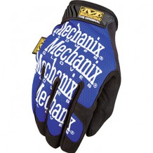 Cimdi The Original, zili, izmērs 9/M, Mechanix Wear