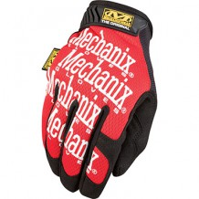 Cimdi The Original, sarkani, izmērs 9/M Mechanix Wear