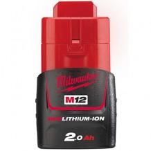 Akumulators M12 2Ah 4932430064 Milwaukee