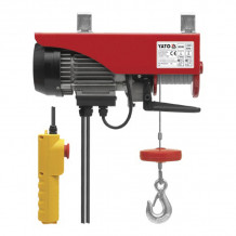 Elektriskā vinča, 500W, 125/250kg YATO
