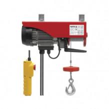 Elektriskā vinča, 550W, 150/300kg YATO