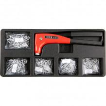 Needitangid, needid (6 tk.) Tööriistakaple YATO