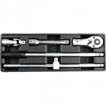 Narrekomplekt (4tk.) Tööriistakapile YATO