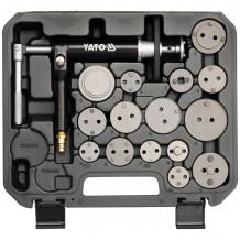 Комплект выжимного механизма пневматического тормозного цилиндра (16шт.) YATO
