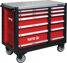 Tööriistade kapp, 12 sahtlit, 100x113x57cm YATO