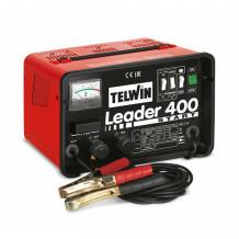 Akumulatora lādētājs Leader 400 Start 807539&TELW TELWIN