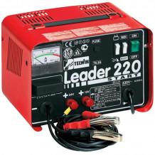 Akumulatora lādētājs Leader 220 Start 807539&TELW TELWIN