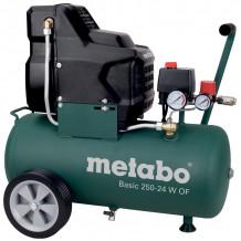 Компрессор Basic 250-24 Вт OF 601532000&MET METABO
