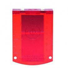 Laseri sihtplaat (punane) 1608M0005C BOSCH