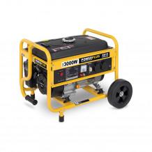 Benzīna strāvas ģenerators 3000W, 230V POWX513 POWERPLUS X