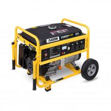Benzīna strāvas ģenerators 5500W, 230V POWX516 POWERPLUS X