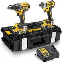 Tööriistakomplekt 18V XR DCK266P2-QW DEWALT