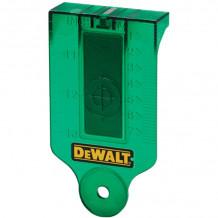 Laseri sihtplaat, roheline DE0730G-XJ DEWALT