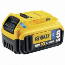 Akumulators 18V XR BT 5.0Ah DCB184B-XJ DEWALT