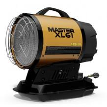 Õliküttega infrapuna soojuskiirgur XL61 17kW 4011.100 & MAS MASTER
