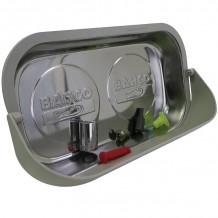 Magnetkauss plastikust äärega  140x240mm Bahco