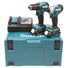 Tööriistakomplekt DLX2220AJ MAKITA