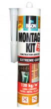 Līme Montage Kit Extreme Grip 370g 6303877 BISON
