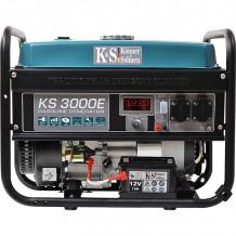 Benzīna ģenerators KS 3000E 3000W KONNER & SOHNEN