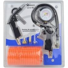 """Suruõhu tööriistade komplekt 1/4 """"(6 tk.) G01167 Geko"""