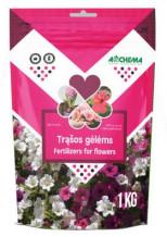 Mēslojums ziediem 1kg 9280199 AGROCHEMA