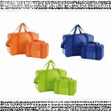 Termokottide komplekt Fiesta Set, oranž / helesinine / roheline, 1130875, GIO`STYLE