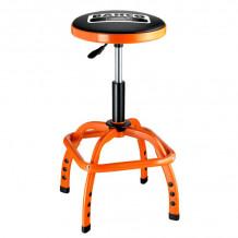 Darbnīcas krēsls ar regulējamu augstumu 635-755 mm Ø 355 mm max. 136 kg BLE305 BAHCO