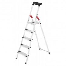 Redel L80 ComfortLine / alumiinium / 5 astet 038040507 HAILO