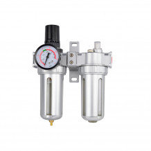 Gaisa filtrs, regulators, eļļotājs pneimat. sistēmai Geko