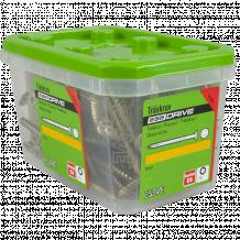 Koka skrūve ESSDRIVE 5.0X90 ārdarbiem CS-100 gab 137120 ESSV