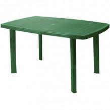 Laud ovaalne 140x90cm roheline