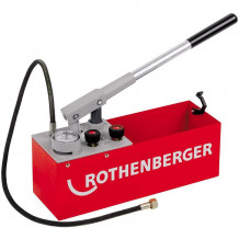 Survestuspump RP 50-S 60 bar 60200 & ROT Rothenberger