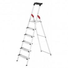 Redel L80 ComfortLine / alumiinium / 6 astet 038040607 HAILO