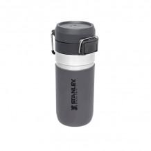 Termopudele The Quick Flip Water Bottle Go 0,47L pelēka