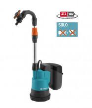 Akumulatora ūdens sūknis 18V (bez akumulatora un lādētāja) 2000/2 14602-66 9WIGBU27 GARDENA