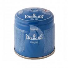 Gaasiballoon (butaan-propaan) 190g STOP-süsteemiga ENERGAS