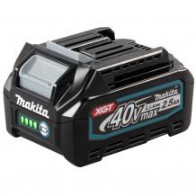 Akumulators 40V 191B36-3 XGT MAKITA