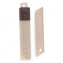 Tapešu naža asmeņi 18mm (10gab.), 0.4mm