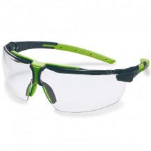 UVEX i-3 s prillid, läbipaistvad, HC / AF katted.